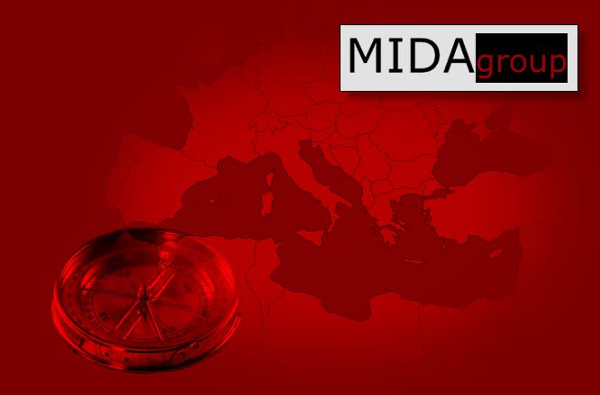 Midagroup banner logo